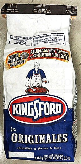 KINGSFORD ORIGINALES  BBQ 木炭