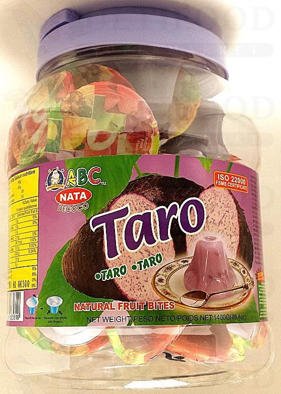 ABC NATA TARO