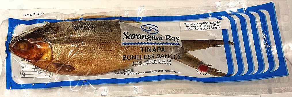 SARANGANI BAY TINAPA BONELESS BANGUS
