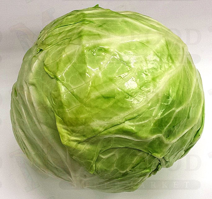 GREEN CABBAGE 绿椰菜 EA