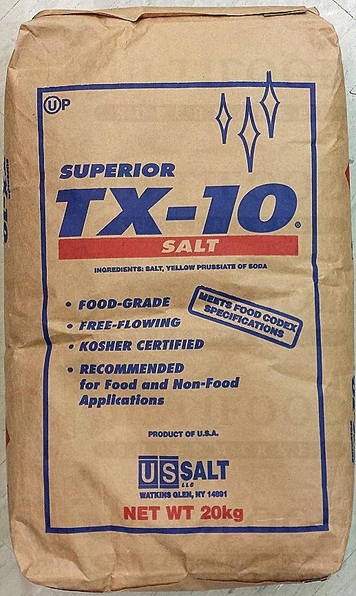 SUPERIOR TX-10 SALT