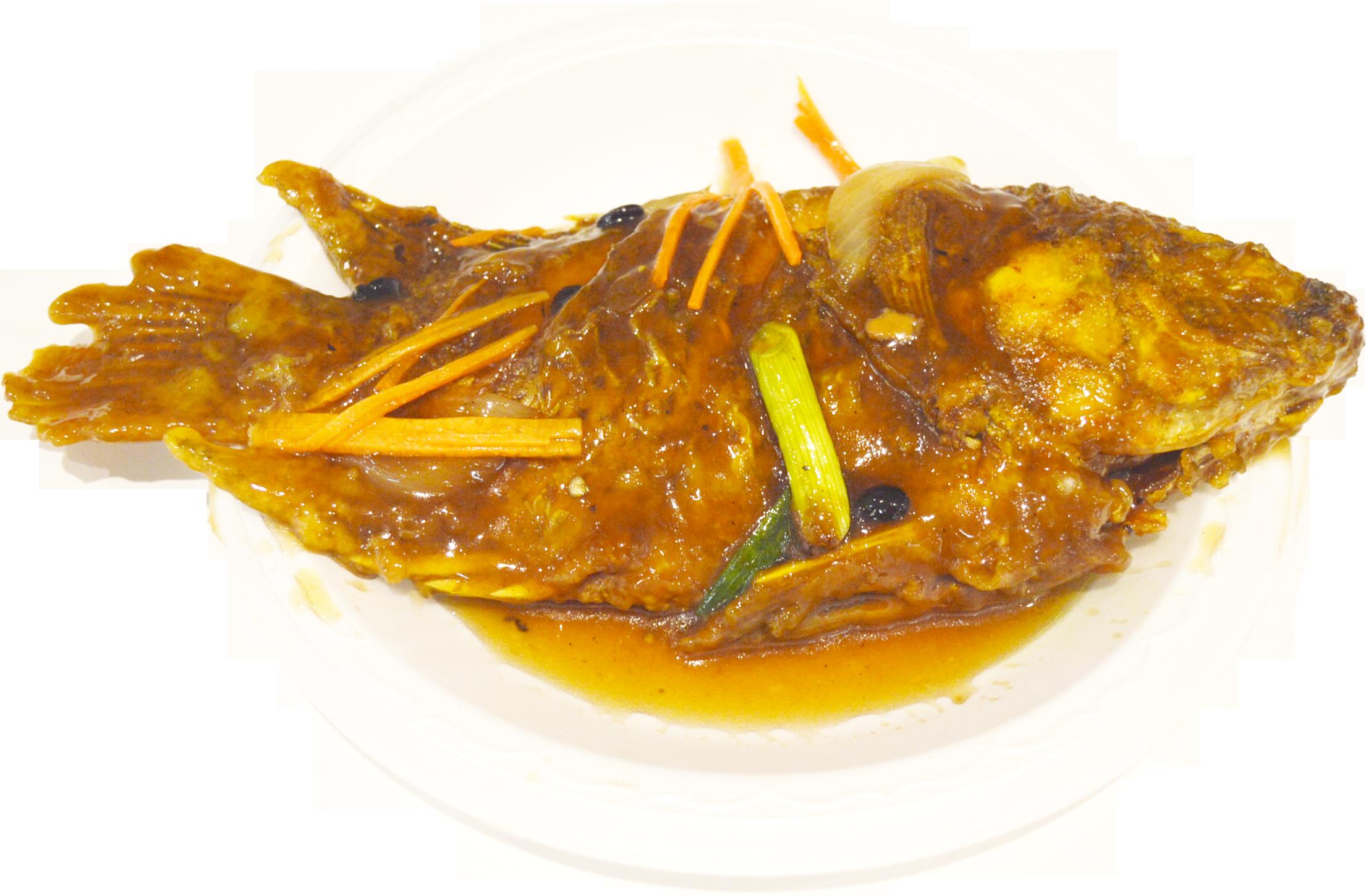 Black Bean Sauce Tilapia