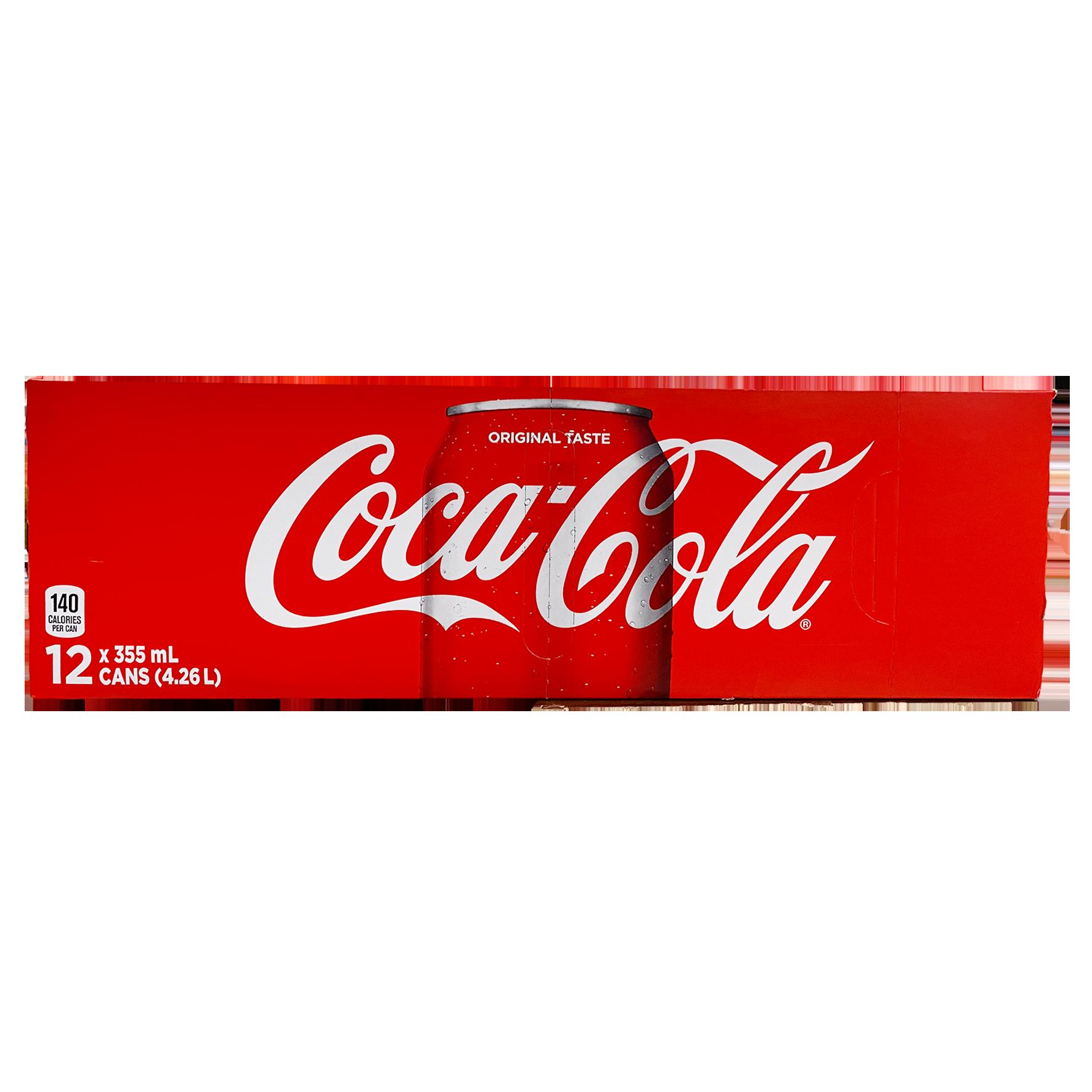 COCA COLA 1 Box