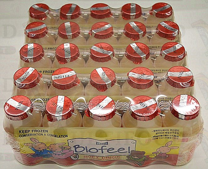 BIOFEEL SOFT DRINK 乳酸菌