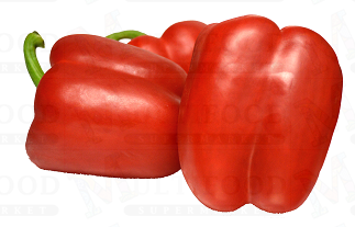 RED BELL PEPPER 红椒25LB