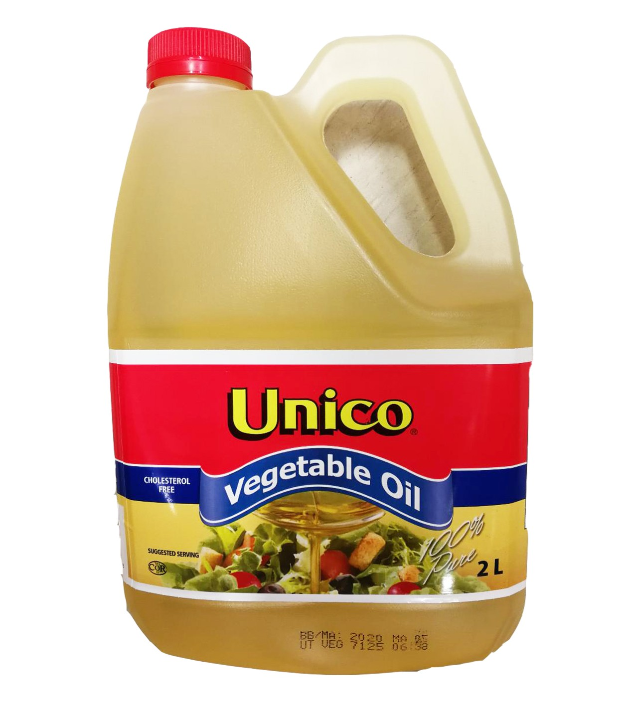 UNICO VEGETABLE OIL 2L