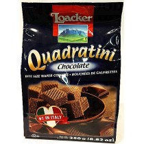 QUADRATINI  CHOCOLATE