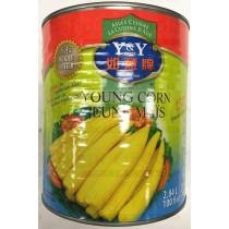 Young Corn 如意牌鲜嫩原枝玉米笋 2.84X6