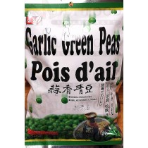 GARLIC GREEN PEAS240g