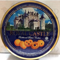 ROYAL CASTLE  TRADITIONAL BUTTER COOKIES 908g