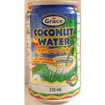COCONUT WATER WITH PULP (JELLY) 310ml