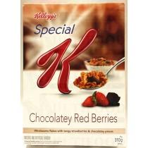 CHOCOLATEY RED BERRIES