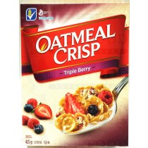 OATMEAL CRISP TRIPLE BERRY