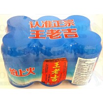 Wang Lao Ji Herbal Tea 王老吉310mlx6