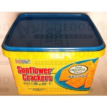 SUNFLOWER CRACKERS GREAT ORIGINAL FLAVOR 向日葵牌酥脆苏打饼干 600g