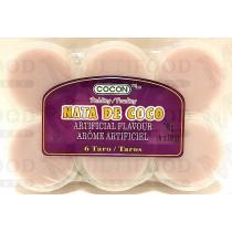 NATA DE COCO PUDDING TARO FLAVOR