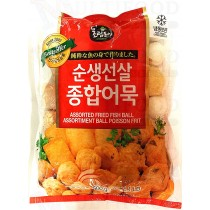 ASSORTED FRIED FISH BALL 500G