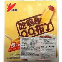 SHAO ME ICE BAR PUDDING 小美吃得到QQ布丁