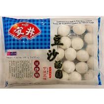GLUTINOUS RICE BALL RED BEAN FLAVOR 豆沙汤圆