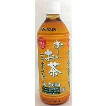 ITOEN JAPAN'S NO.1 GREEN TEA BRAND  ROASTED RICE 玄米茶