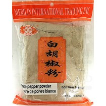 WHITE PEPPER POWDER 白胡椒粉200g
