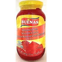 BUENAS COCONUT GEL RED