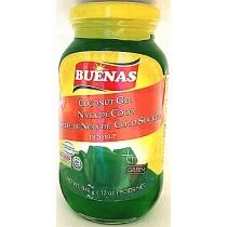 BUENAS COCONUT GEL GREEN