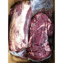 BEEF RIB BONELESS RIBEYE ROLL FINGER MEAT OFF 8/UP 牛排 10LBS  $4.89/LB