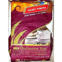 GOLDEN PHOENIX THAI JASMINE RICE 金凤纯正泰国顶级香米18LB