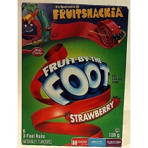 FRUIT BY THE FOOT STRAWBERRY