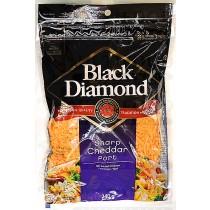 BLACK DIAMOND SHARP CHEDDAR FORT