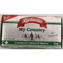 LACTANTIA BUTTER STICKS UNSALTED