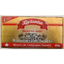 LACTANTIA BUTTER STICKS SALTED