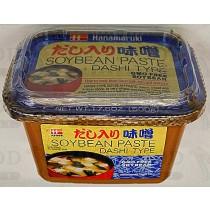 SOYBEAN PASTE DASHI TYPE, GMO FREE SOYBEAN
