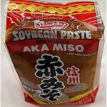 SOYBEAN PASTE, SHIN-SHU AKA MISO