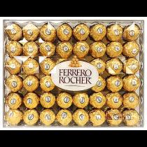 FERRERO ROCHER FINE HAZELNUT CHOCOLATES 48
