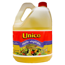 UNICO VEGETABLE OIL 3L