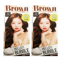 Choco Brown Hair Color 6N x2
