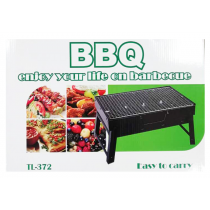 BBQ STAND 440X305X75MM
